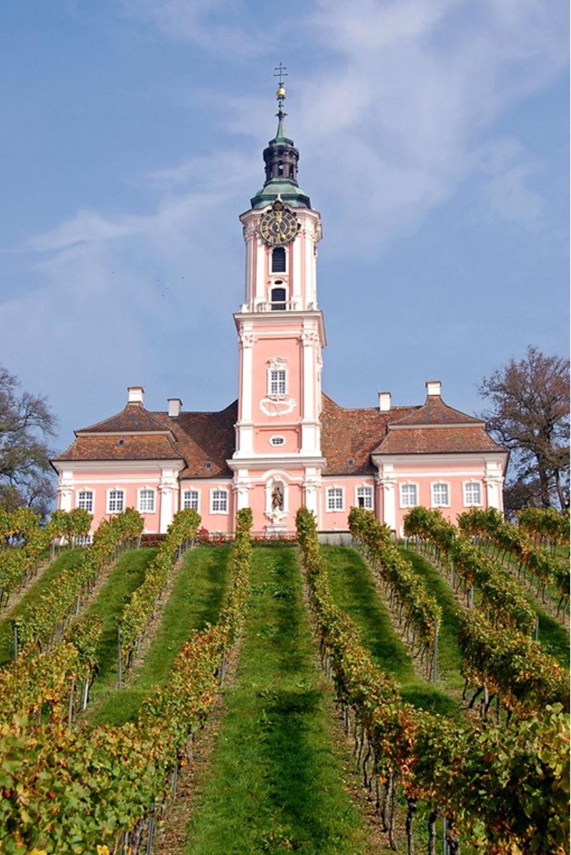 Wallfahrtskirche Birnau aum Bodensee