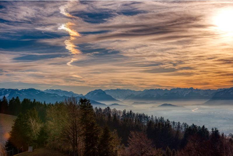 Bergwelt um Bregenz