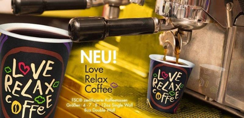 Nachhaltige Kaffeebecher