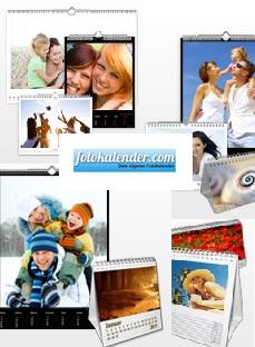Fotokalender für alle Gelegenheiten