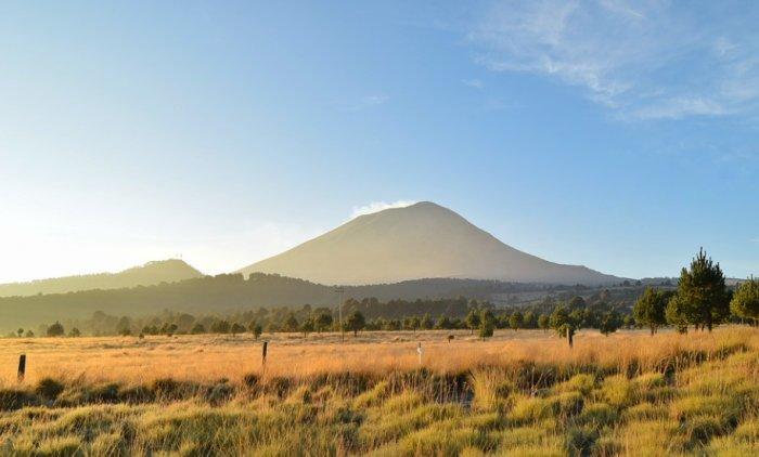 Bergsteigen, Vulkan - Urlaub machen