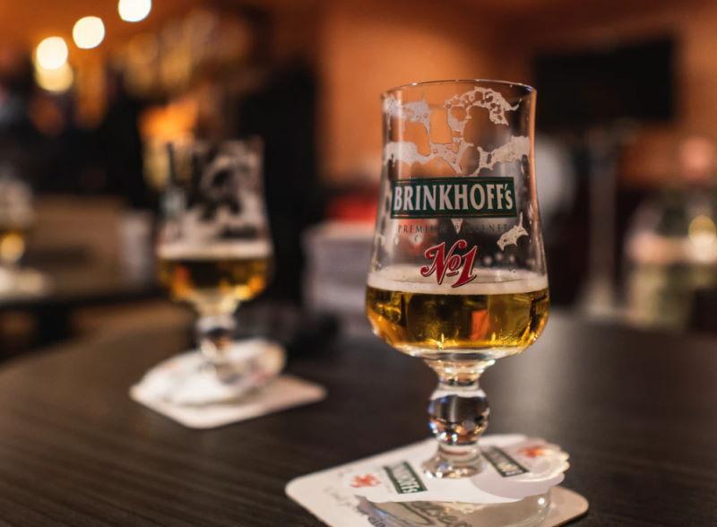 Bier aus Dortmund - sehr gute Qualität und weltweit geschätzt