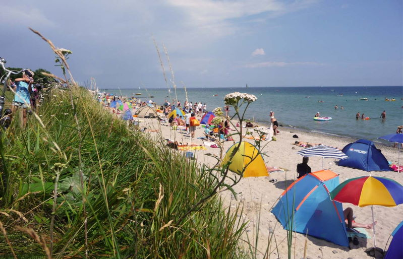 Rosenfelder Strand