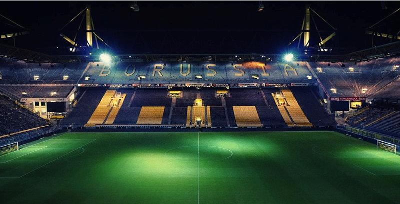 Ist man in Dortmund zu Besuch, führt kein Weg um den Fußball herum