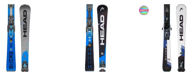 optimale Skier für optimalen Wintersport