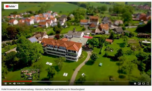 Hotel Konenhof direkt am Weserradweg
