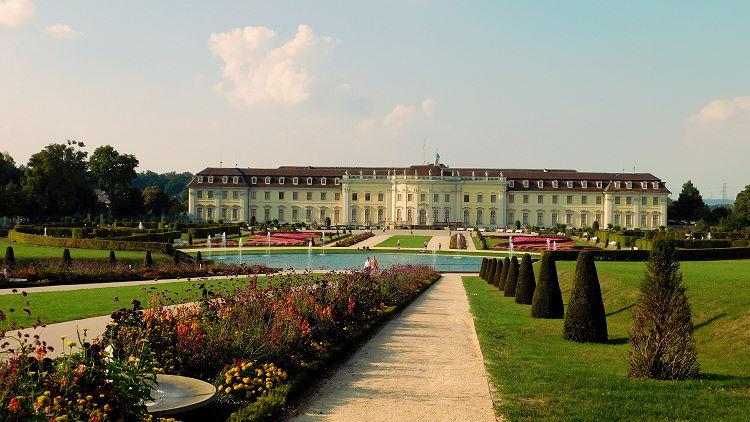 Barockes Residenzschloss Ludwigsburg