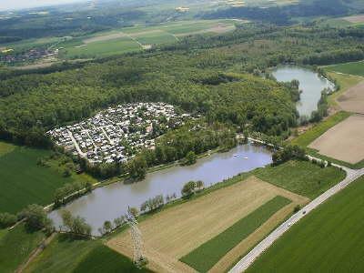 Waldcampingplatz Hollenbacher Seen