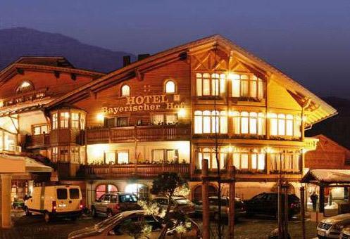 Hotel Bayerischer Hof Rimbach Homepage