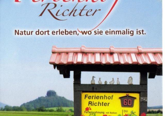 Ferienhof Richter Reinhardtsdorf