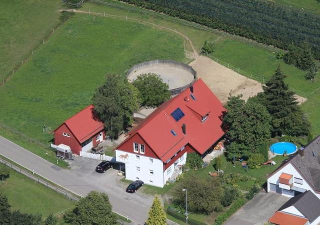 Gästehaus Bachäckerhof