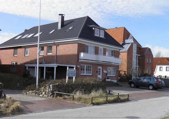 Gästehaus UTHÖRN - Nordseeferienwohnungen am Strand
