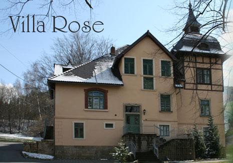 Gästehaus Villa Rose