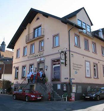 Gasthof, Metzgerei und Pension Wiesthaler Hof