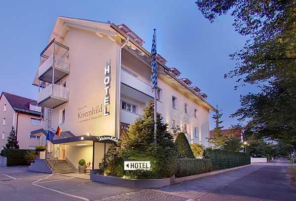 Hotel Kriemhild am Hirschgarten München-Nymphemburg