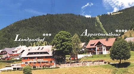Landgasthof Bergblick ***
