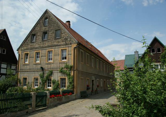 Privatzimmer Albrecht