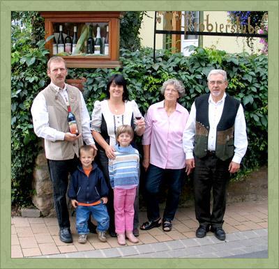 Weingut-Pension Müller