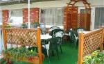 Café-Pension Henrich - Gartenterrasse