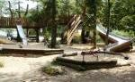 Campingplatz Hollenbacher Seen - Abenteuerspielplatz