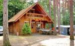 Campingplatz Pommernland - Blockhaus