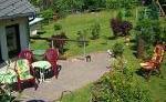 Ferienhaus Jeremias - Gartenterrasse