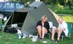 Ökoferienhof Retzbach GbR - Camping mit Zelt