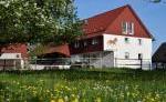 Luftbildaufnahme Gästehaus Bachäckerhof am Bodensee