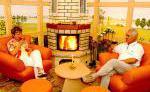 Pension & Wellness Storchennest - Kaminzimmer