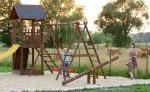 Pension & Wellness Storchennest - Kinderspielplatz
