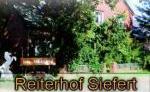 Urlaub auf dem Bauernhof/Reiterhof Siefert